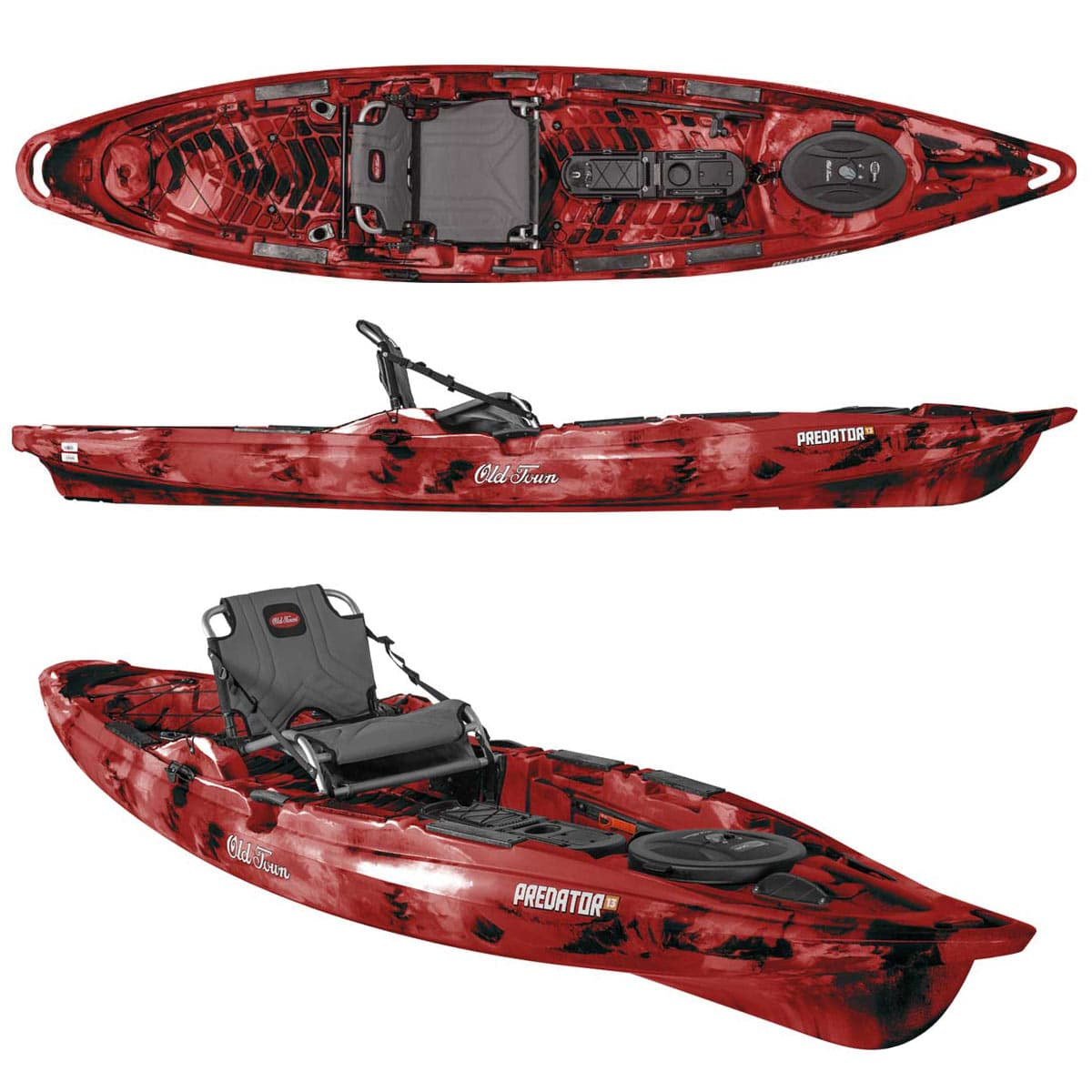 Sit On Top Kayaks, Fishing Kayaks | Reading Marine Chandlery